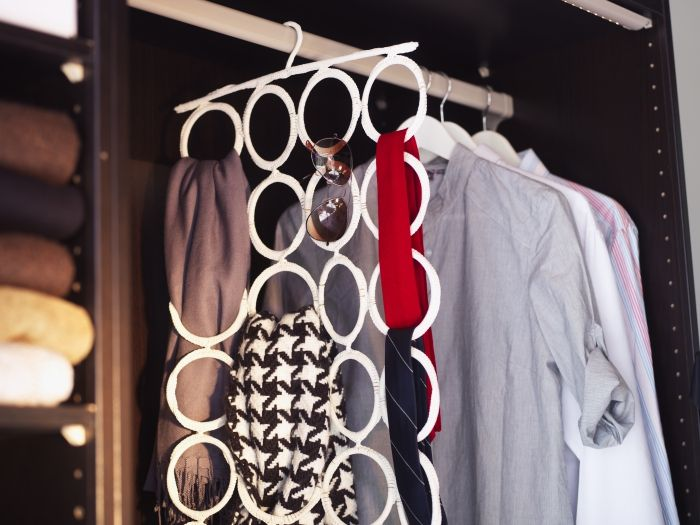 Comment organiser un vide dressing rose a dit - Dressing ikea komplement ...