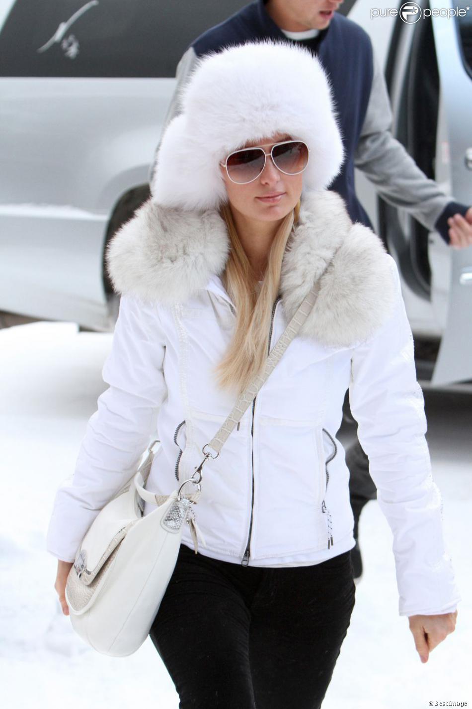 Veste femme ski luxe