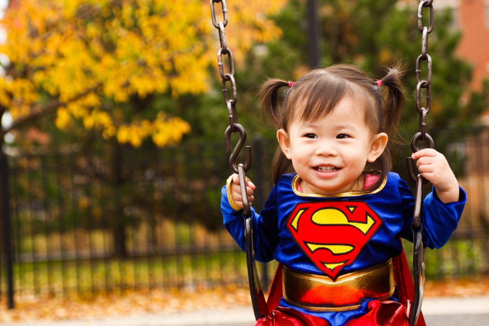 tee shirt super heros enfant